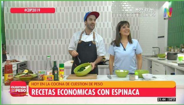 Cocina verde 210519