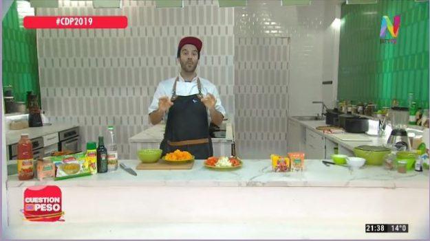 Cocina verde 220519