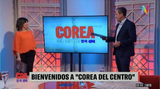 Corea del Centro 270519