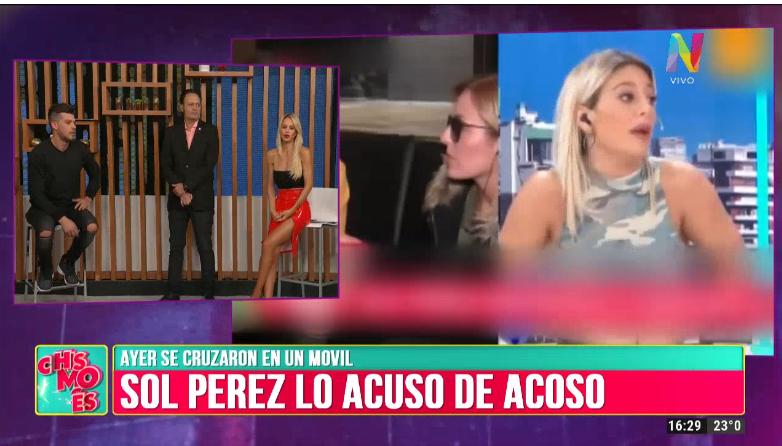 Cristian U acerca de Sol Pérez