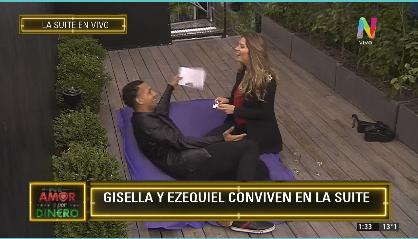 Gisella y Ezequiel