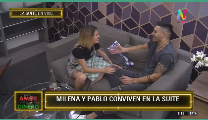Milena y Pablo
