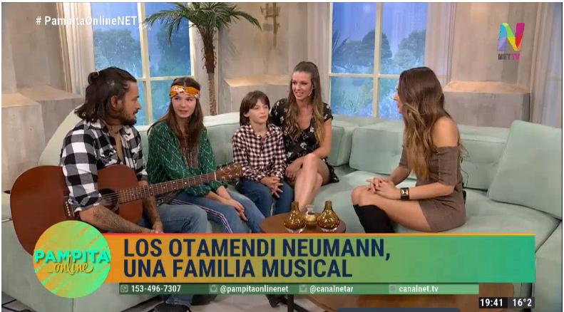 Familia Otamendi Neumann
