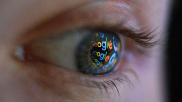lo que google sabe de vos