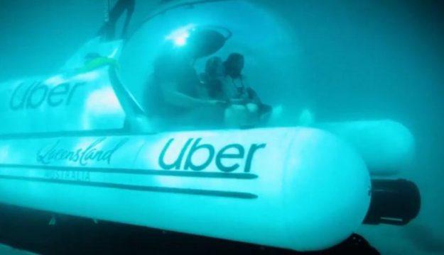 uber submarino