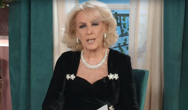 Mirtha Legrand homenajea a Beatriz Salomón