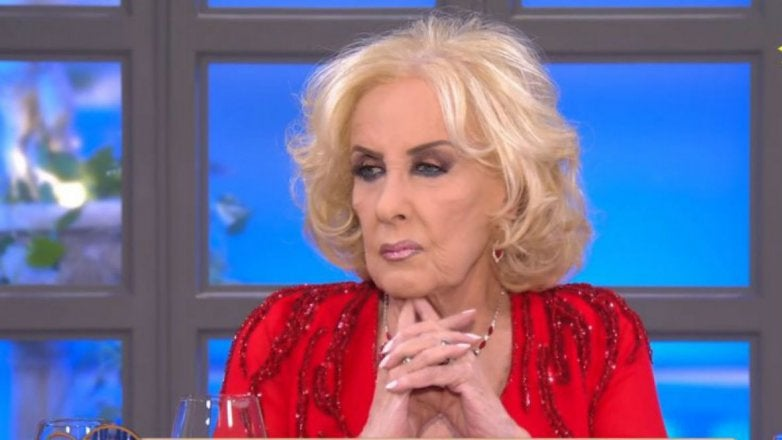 mirtha legrand pichetto macri