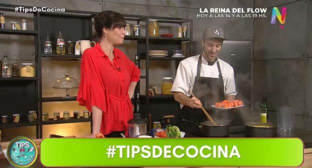 tips de cocina 25-6 paco almeida romina pereiro