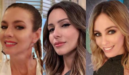 Pampita, Rocío Guirao Díaz, Gege Neumann y más figuras se suman al #FaceAppChallenge
