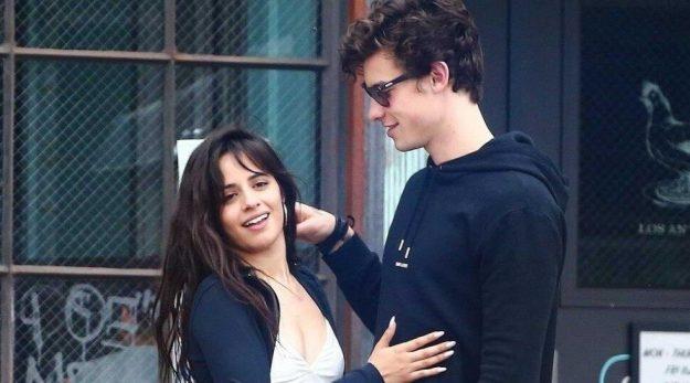 Camila Cabello y Shawn Mendes 1