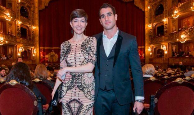 Cristina Pérez y su nuevo novio