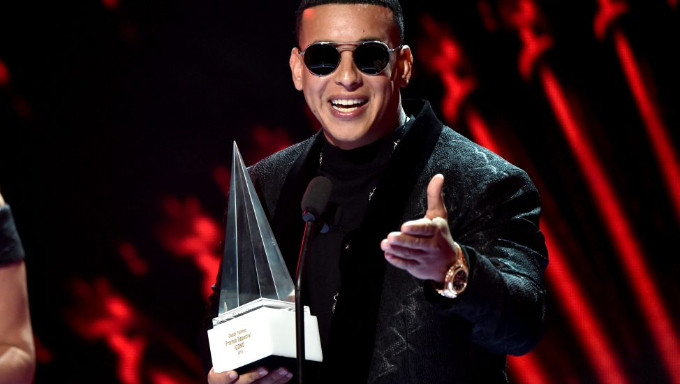 Daddy Yankee de aniversario por los 15 años de Barrio fino