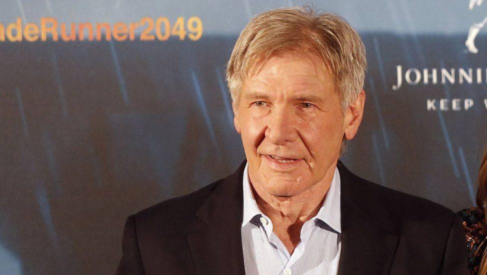 Harrison Ford cumple 77 años