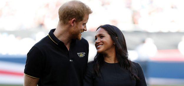 Meghan y Harry bautizan a Archie en privado