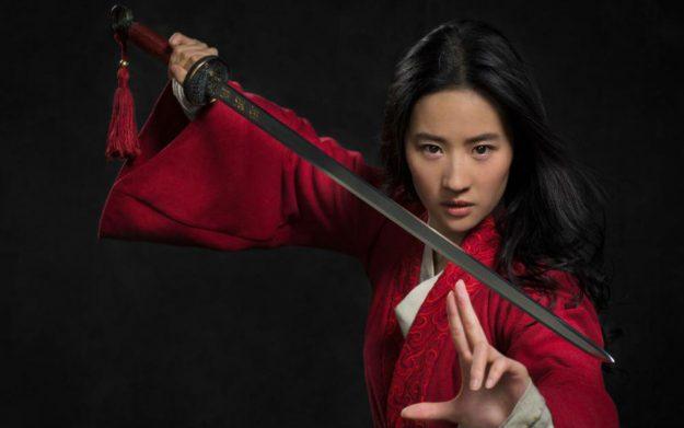 Estrenan el teaser tráiler de Mulan