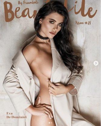 Embarazada Eva De Dominici Se Desnuda Para Tapa De Revista