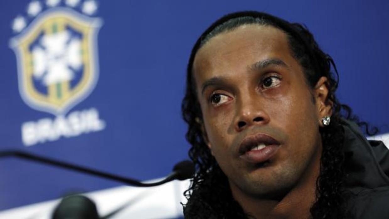 Ronaldinho está en bancarrota y le embargaron 57 propiedades