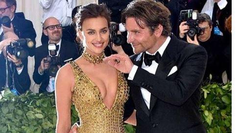 Irina Shayk y Bradley Cooper se cruzaron y pasaron un incómodo momento