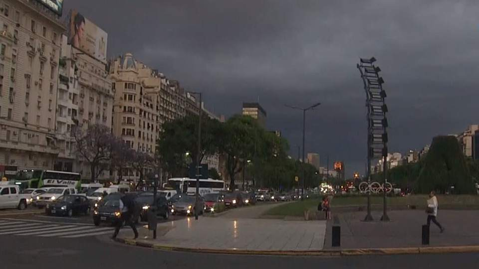 lluvia buenos aires