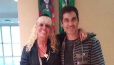Valeria Lynch y Mariano Martínez