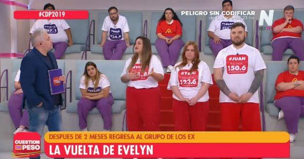Programa bajar de peso tv