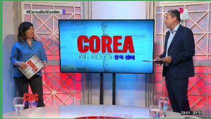 Corea del Centro 250919