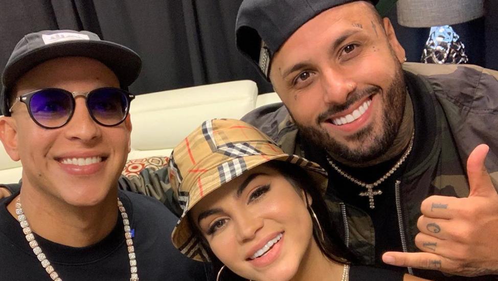 Daddy Yankee, Niki Jam y Natti Natasha
