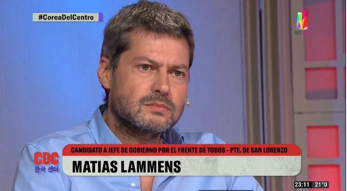 Matían Lammens