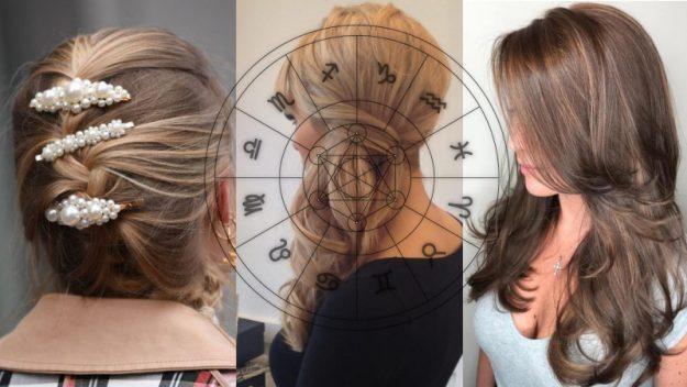 Elegí el peinado ideal según tu signo del zodiaco
