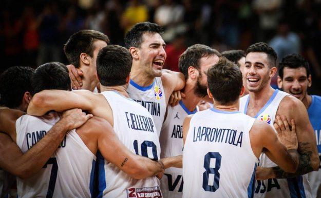 mundial basquet argentina