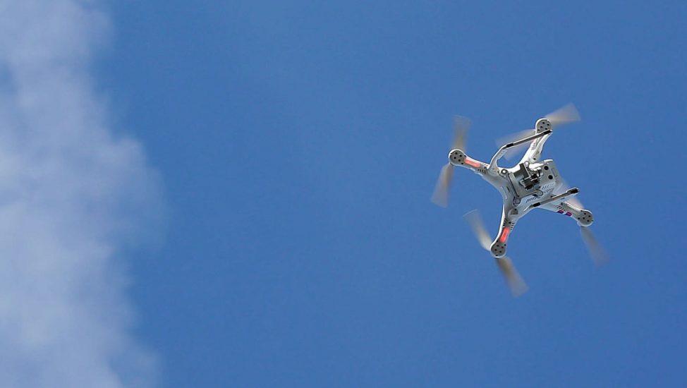 dron explosivos