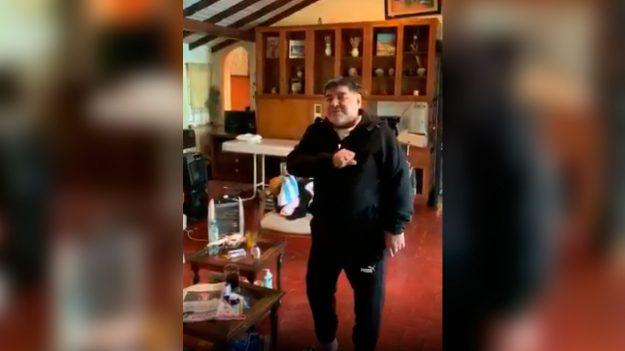 maradona-gimnasia-video