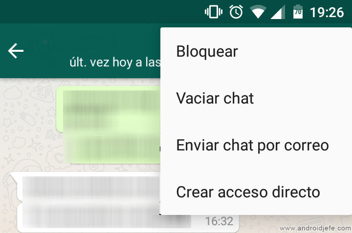 WhatsApp: cómo escribirle a una persona que te bloqueó
