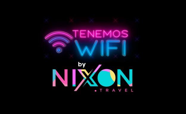 tenemos wifi by nixon