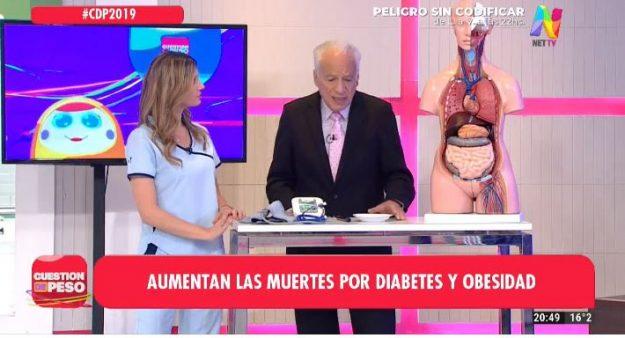 Aumentan muertes por diabetes y obesidad