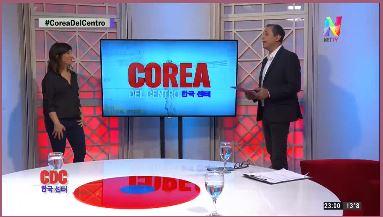 Corea del Centro programa completo 211019