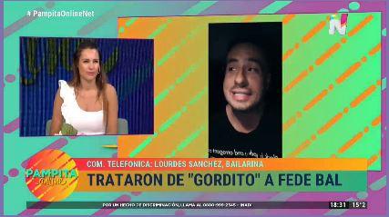 Fede Bal gordito