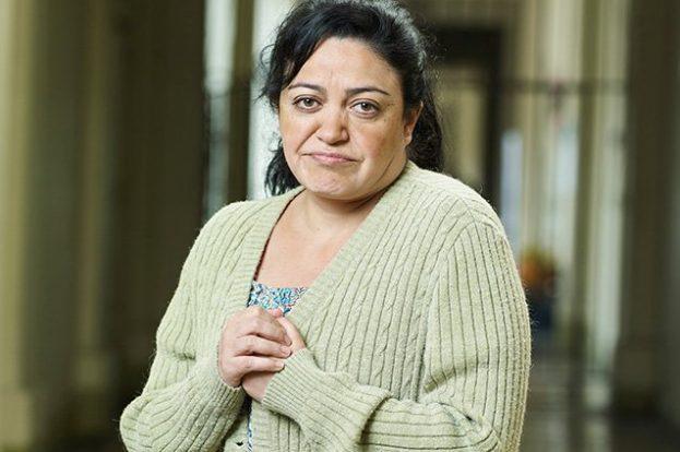 Mireya Pinzón, La Niña