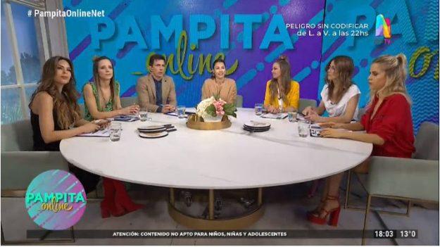 Pampita Online 151019