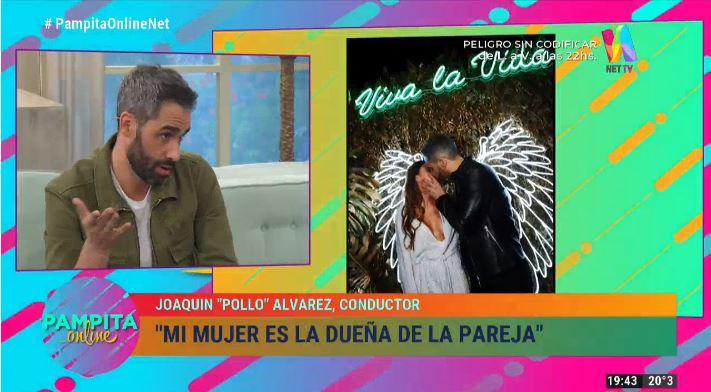 """Joaquín """"Pollo"""" Álvarez"""