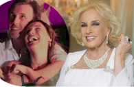 Mirtha Legrand y Pampita