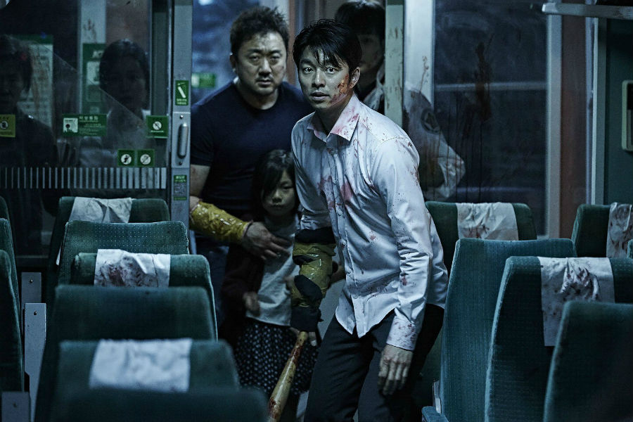 Tren-a-Busan