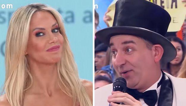 Luciana Salazar y Mago Sin Dientes
