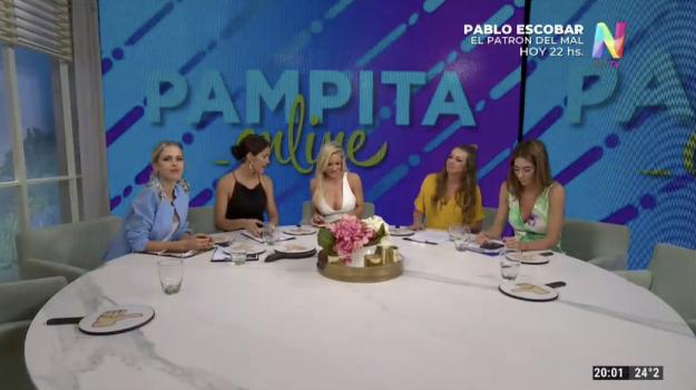 Pampita Online 26112019