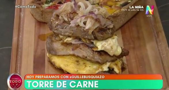 Dejate tentar por estas milanesas de pollo a la suiza, la torre de carne y unos brownies espectaculares - Canal Net Tv