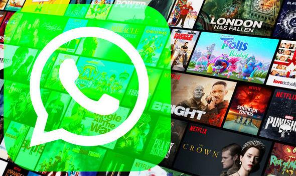 WhatsApp: ahora es posible ver trailers de Netflix en la aplicación