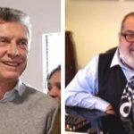 Mauricio Macri y Jorge Lanata