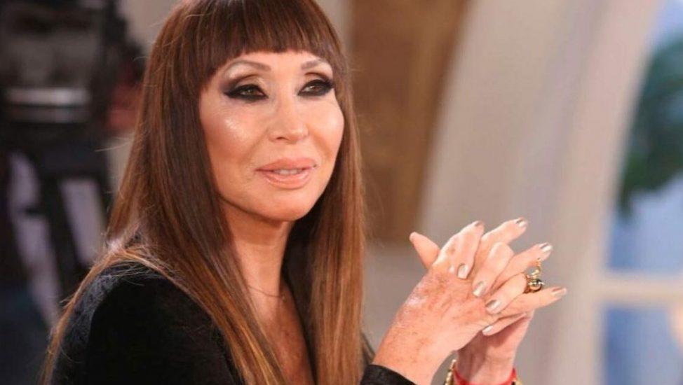 Moria Casán se desnudó completamente en Punta del Este - Canal Net Tv