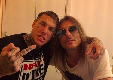 Filtran video de fuerte discusión entre Alex y Claudio Paul Caniggia