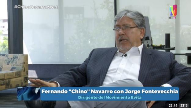 "Fernando ""Chino"" Navarro"